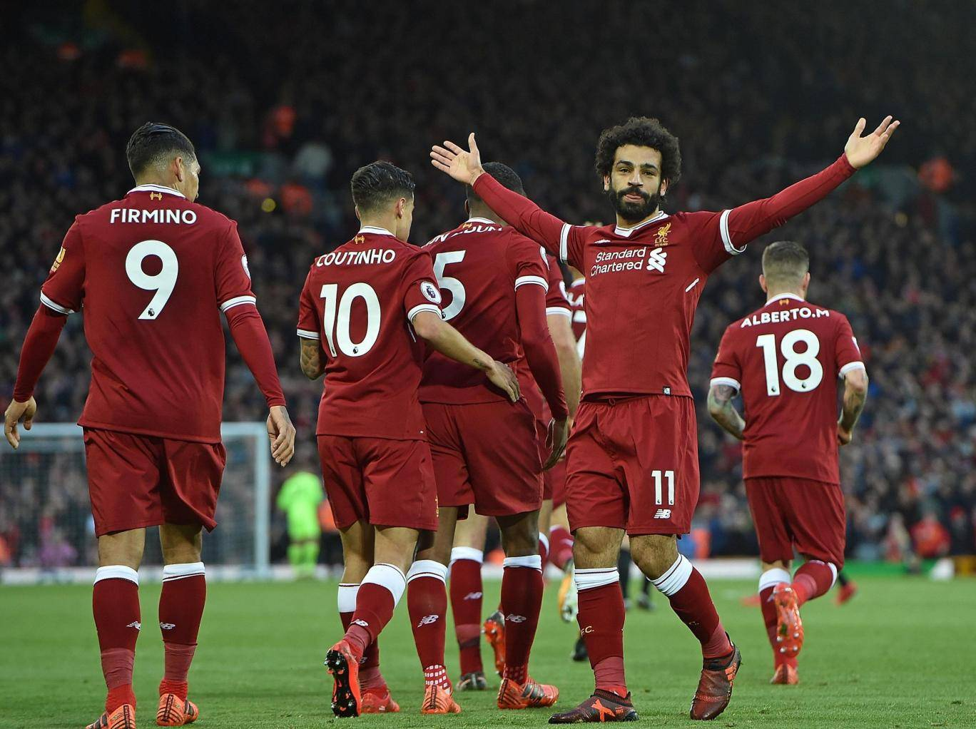 Liverpool FC - The Good, The Bad And The Ugly - Week 12