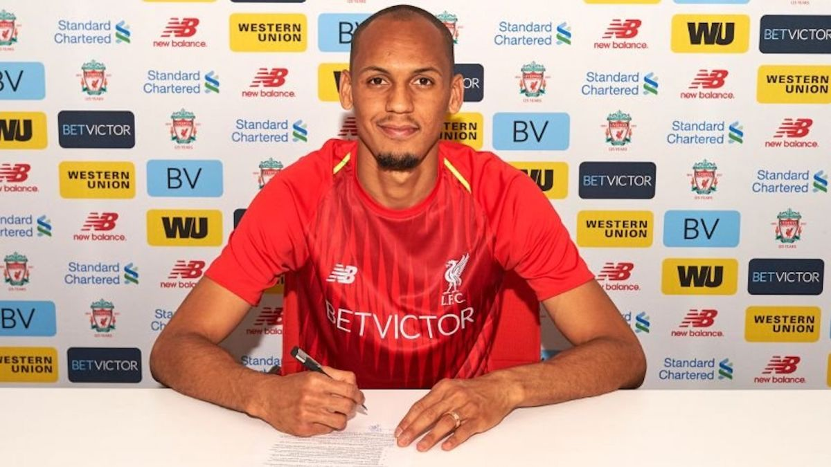 Liverpool sign Monaco midfielder