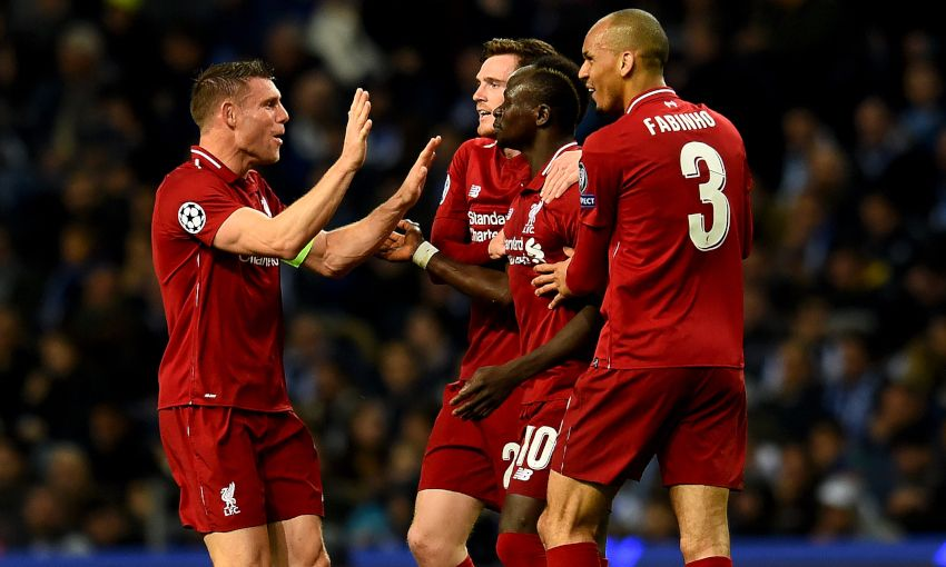 Champions League windfall for Liverpool