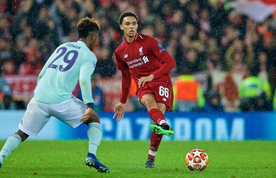 Trent to make history in Madrid