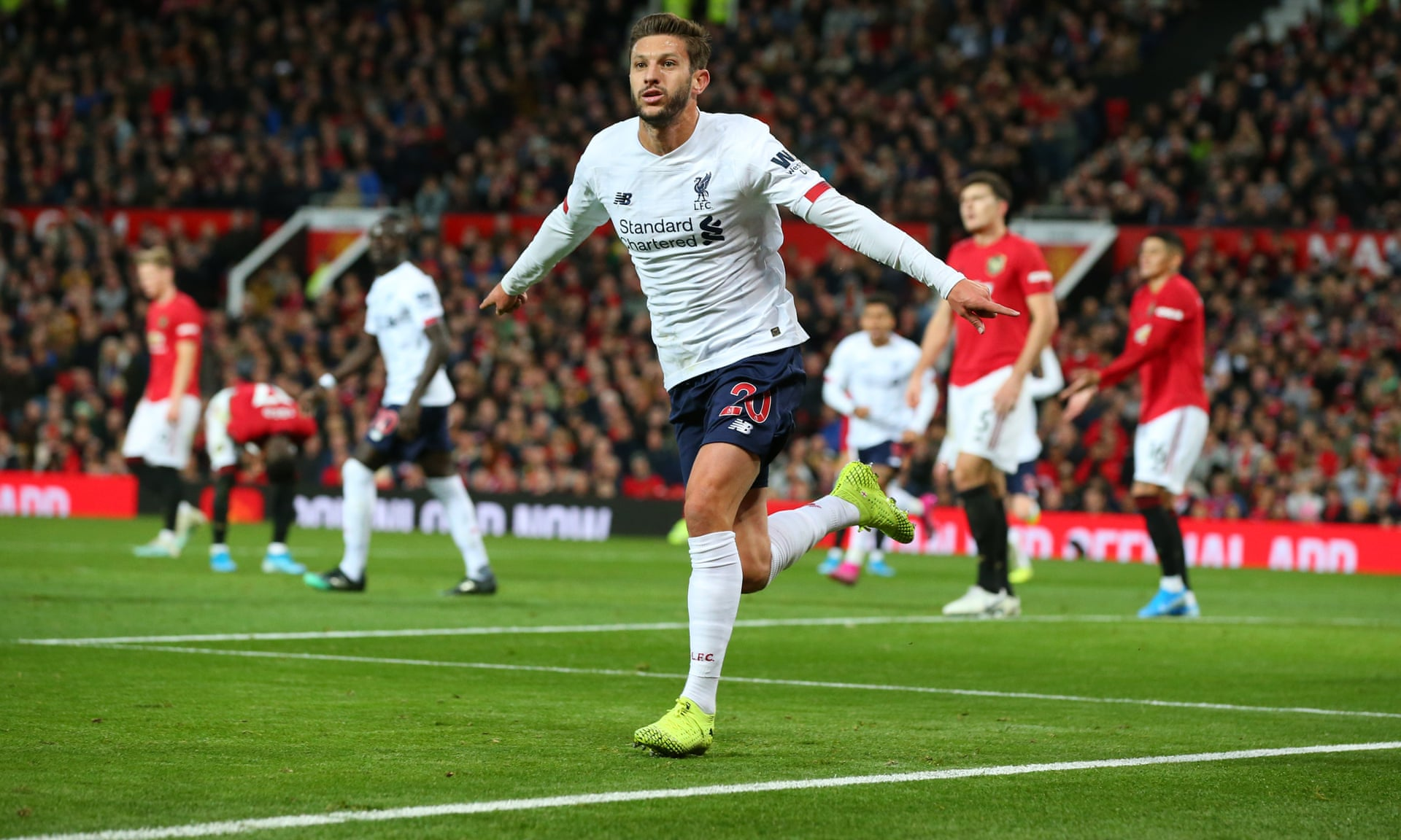 Lallana will be missed