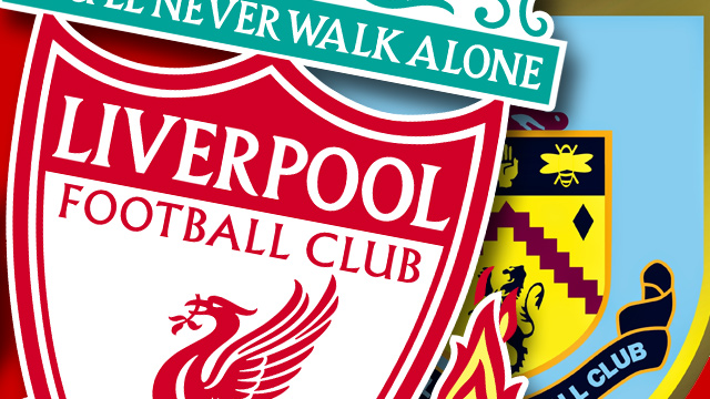 Liverpool v Burnley - Match Preview