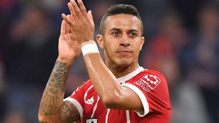 City chasing Bayern midfielder