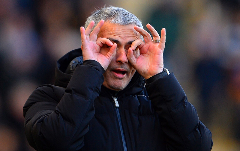 Jose not confident with transfer dealings