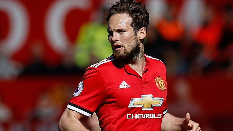 Blind reveals what he thinks about Mourinho