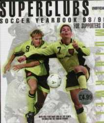 Superclubs Soccer Yearbook 98/99