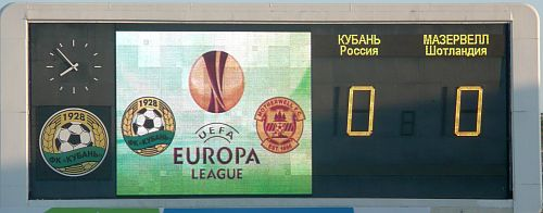 Kuban-scoreboard
