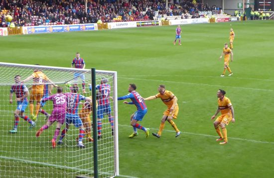 Finally - a home win for Motherwell