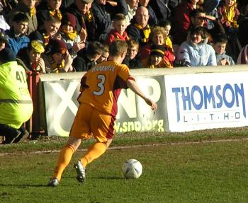 Stevie Hammell - thanks and good luck