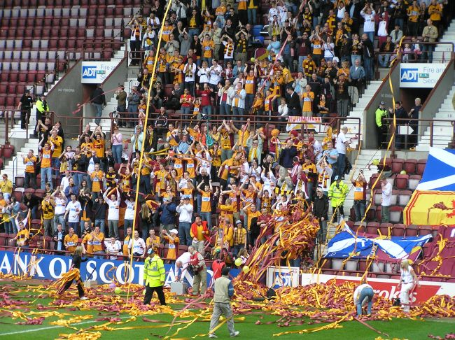 Next up - Hearts in the League Cup