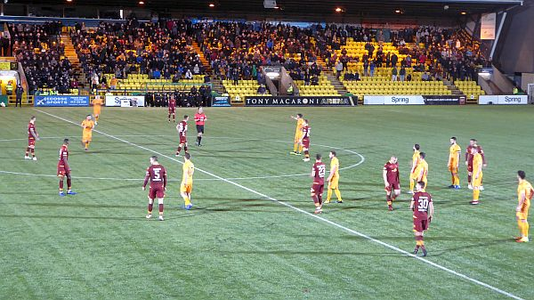 Desperate Motherwell done by Livingston