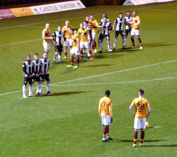 Motherwell find a way to lose to St Mirren