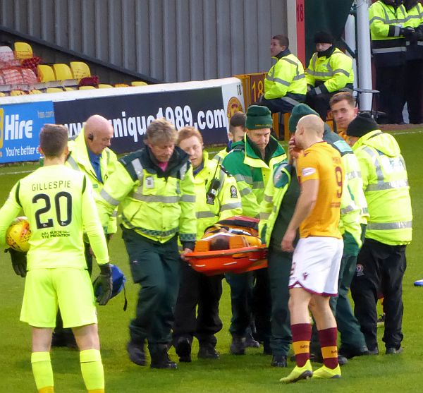 Patched up Motherwell lose to Kilmarnock