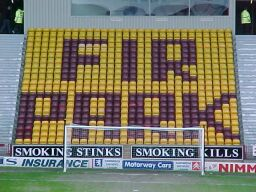Motherwell score three against Queen of the South
