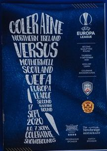 2020/21 Europa League Coleraine