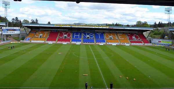 No splitting St Johnstone and Motherwell