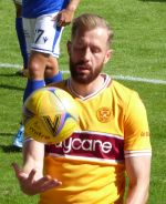 Motherwell needed a second half triple to beat Queen of the South 3-2