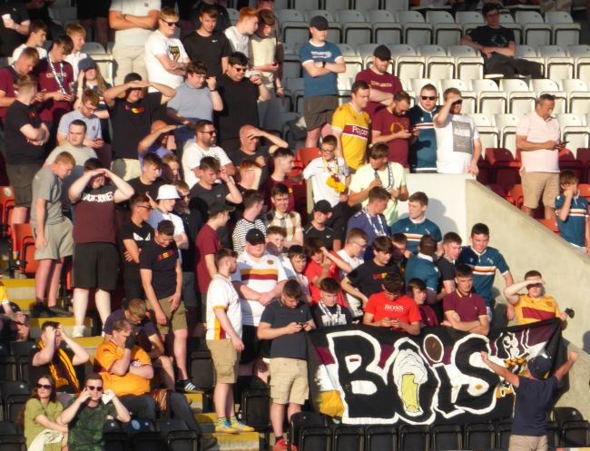 Motherwell pay the price for a slack performance in Airdrie