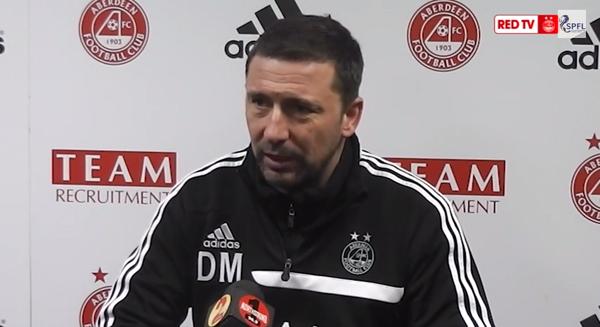 McInnes press conference