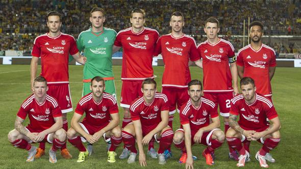 Aberdeen team