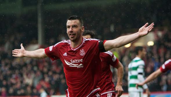Aberdeen 2-1 Celtic