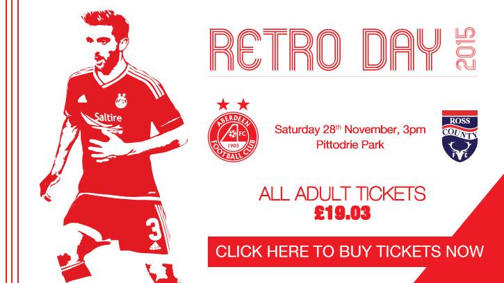 AFC Retro Day