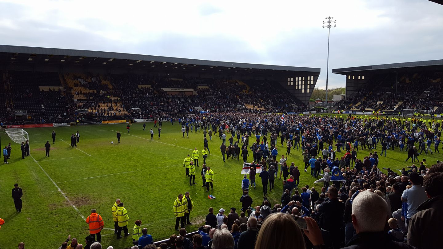 The Top 10 Pompey Matches Of The Decade