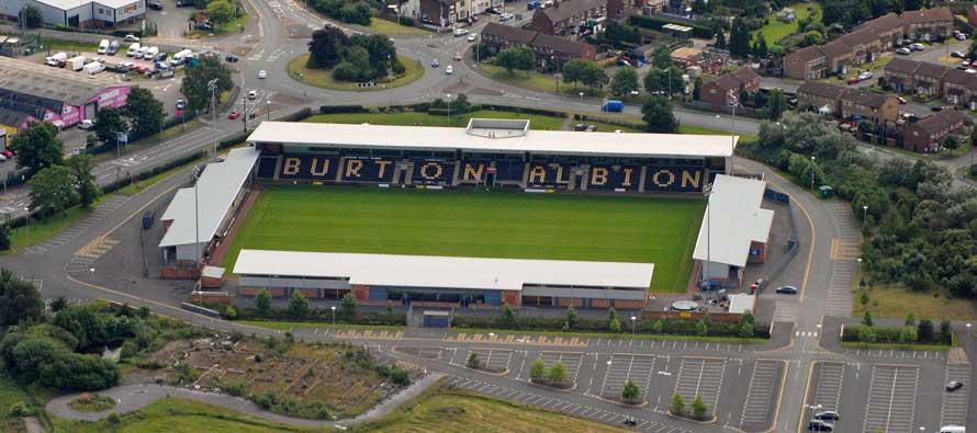 Burton Albion 3-1 Barnsley