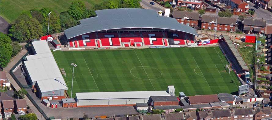 Barnsley 4-2 Fleetwood Town