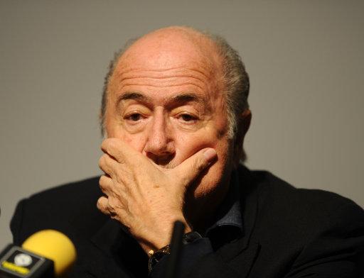 Blatter welcomes FIFA challenge