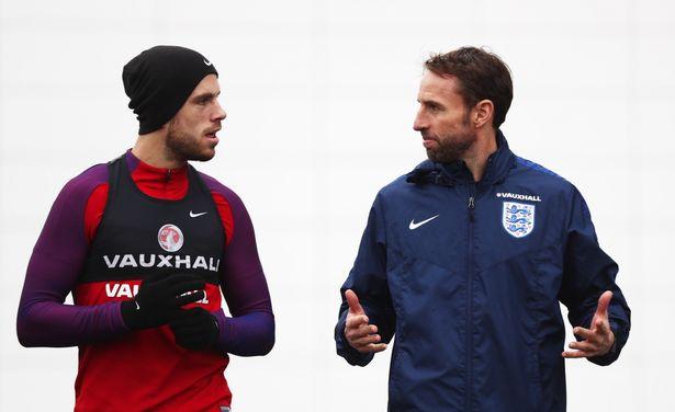 Southgate gets the England job