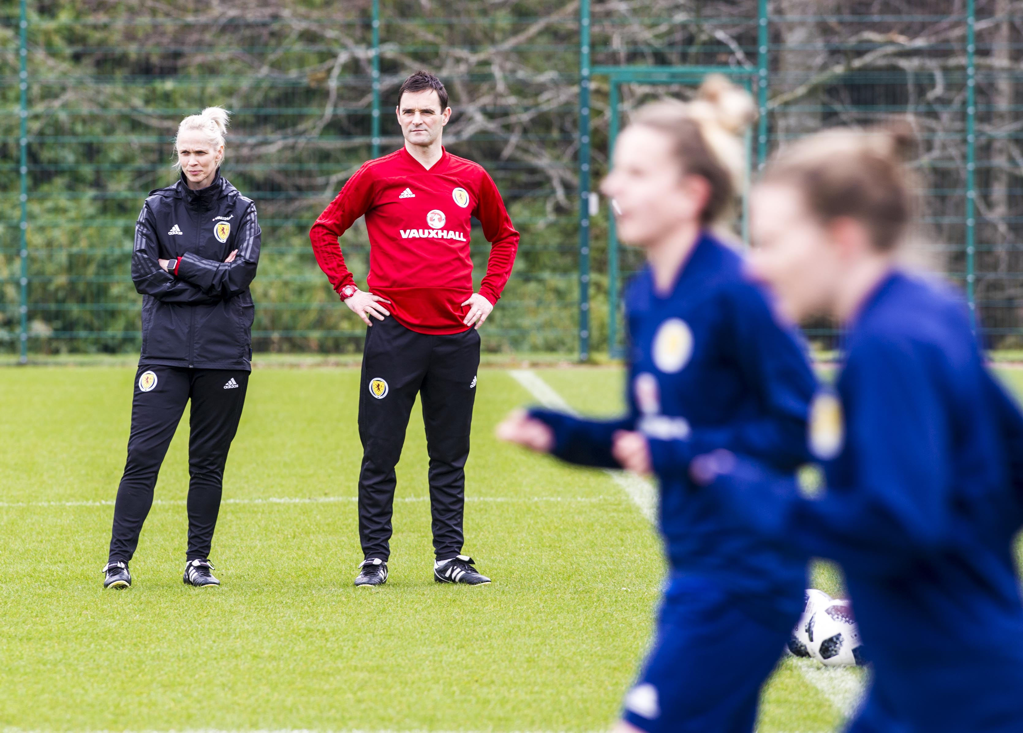 SFA Focus On Developing Women's Football
