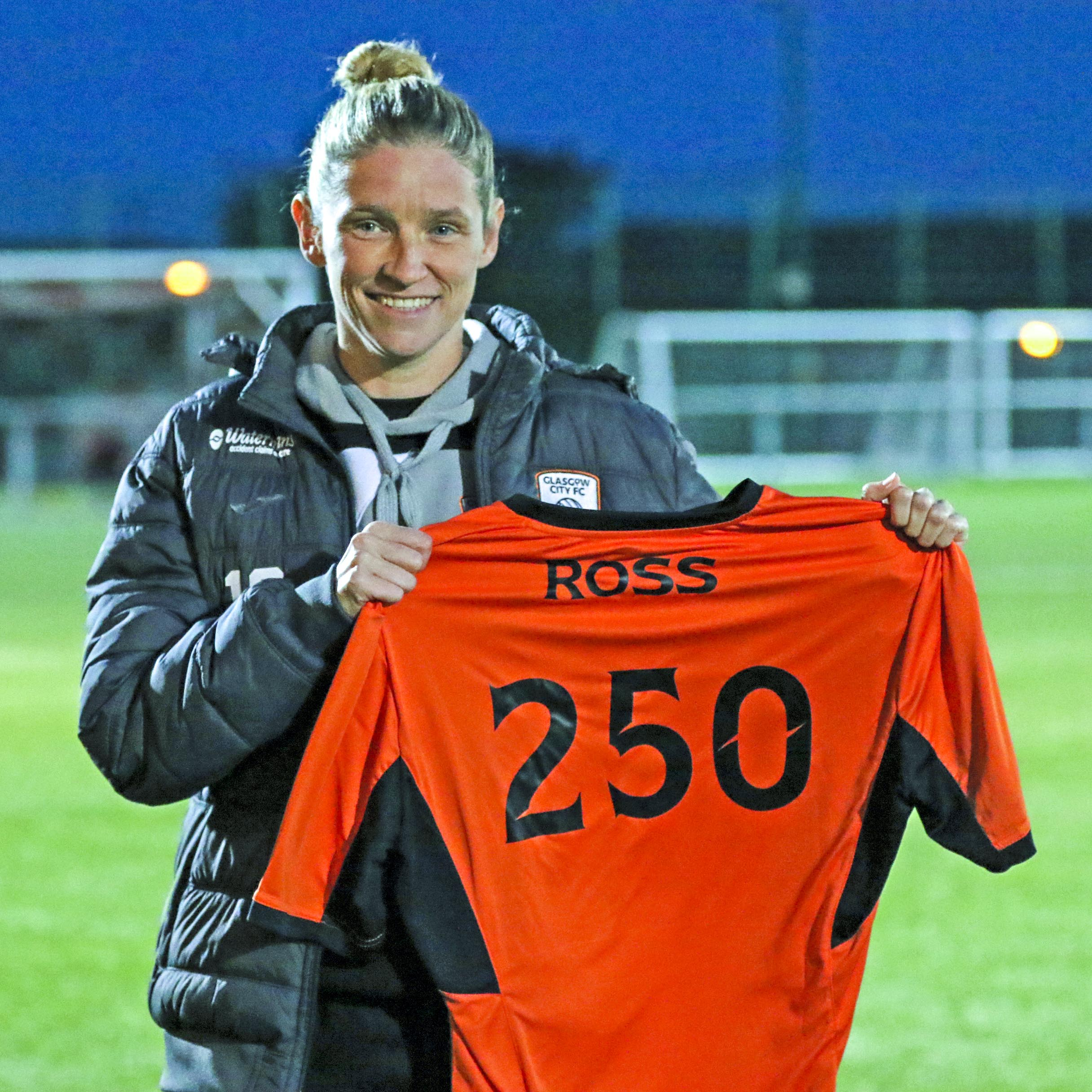 Leanne Ross Moves To Assistant Coach Role At Glasgow City