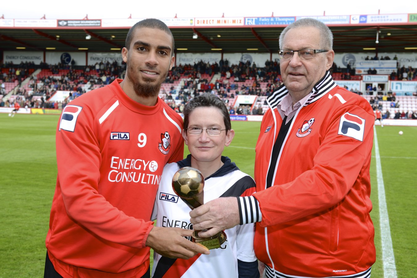 Exiles Player Of The Season 2014
